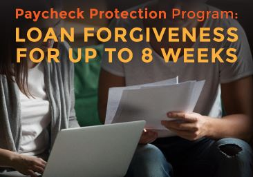 Paycheck Program Loan Forgiveness