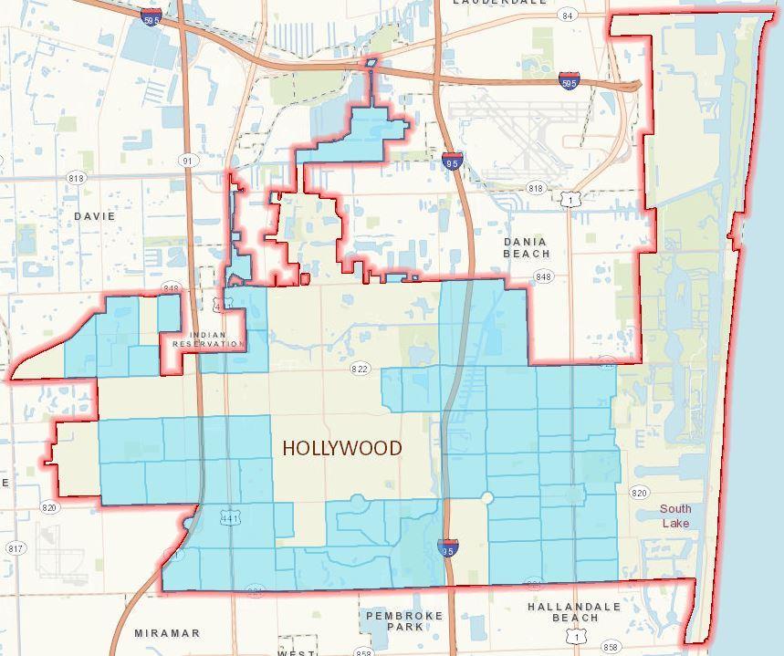 LMI Map - Neighborhood Pride