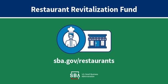 Restaurant Revitalization Fund (RRF)