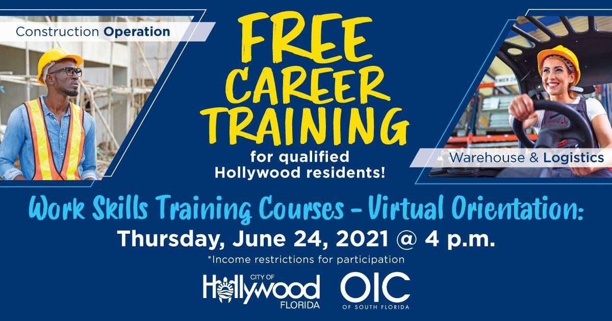 Work Skills Virtual Orientation